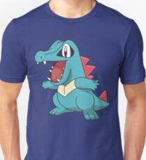 Totodile illustration Unisex T-Shirt