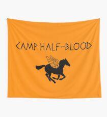 Camp Halbblut - Percy Jackson Wandbehang