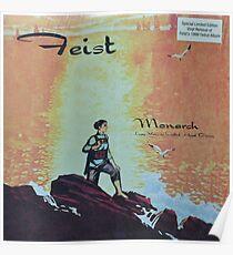 Feist - monarch - LP art fanart Poster