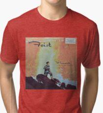 Feist - monarch - LP art fanart Tri-blend T-Shirt