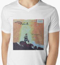 Feist - monarch - LP art fanart V-Neck T-Shirt