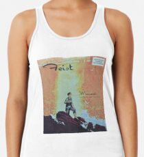 Feist - monarch - LP art fanart Racerback Tank Top