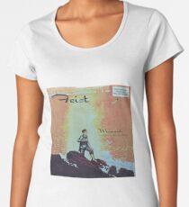Feist - monarch - LP art fanart Women's Premium T-Shirt