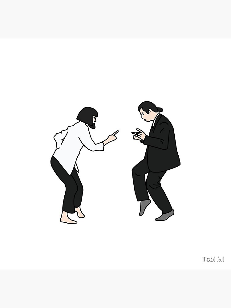 Pulp Fiction  by TobyMi