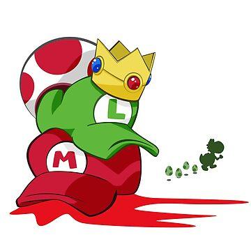 Mario Bros - Yoshi's Revenge by goldchoconite