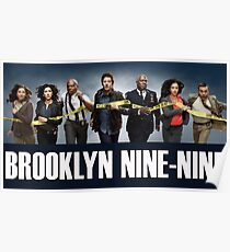 Brooklyn Nine Nine Poster