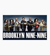 Brooklyn Nine Nine Photographic Print