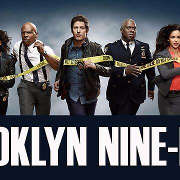 Brooklyn Nine Nine by maxrhys