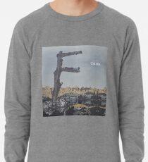 Feist - metals vinyl LP sleeve art - fanart Lightweight Sweatshirt