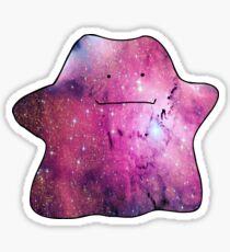 Galaxy Ditto Sticker
