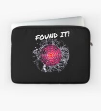 Found It! Higgs Boson Accelerator Particle Science  Laptop Sleeve