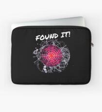 Fand es! Higgs-Boson-Beschleunigerpartikel-Wissenschaft Laptoptasche