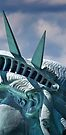 In The Ear Shot Of Lady Liberty by Alex Preiss