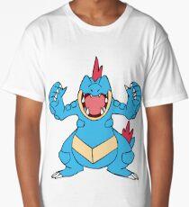 Feraligatr Long T-Shirt