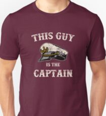 This guy is the captain - boat captain T-Shirt