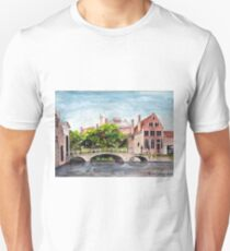 Bruges Bridge T-Shirt