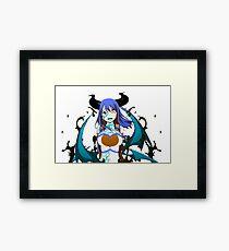 Lucy Heartfilia!!!!!!! Color #3 Framed Print