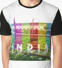 Incredible India Graphic T-Shirt