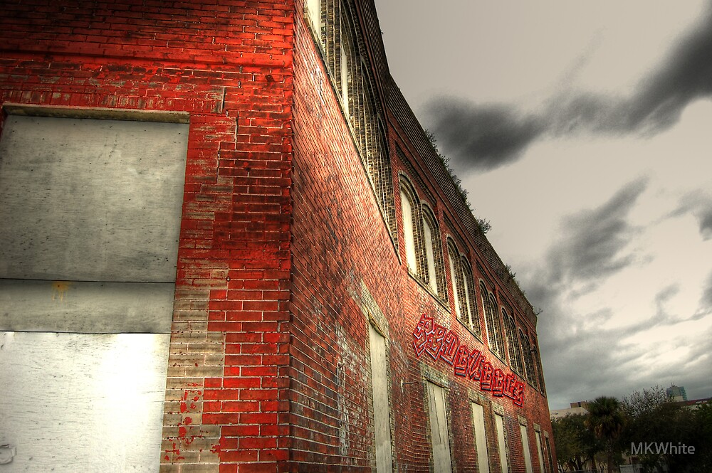 Redbubble's Secret US Warehouse in HDR by MKWhite