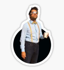 Misha collins Sticker