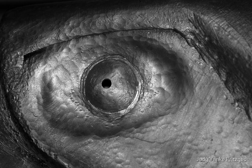 Metal Eye by Judy Yanke Fritzges