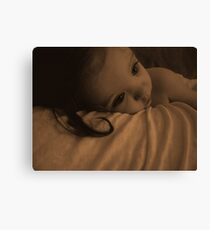 Precious One  Canvas Print