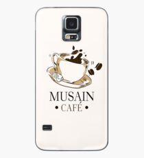 Funda/vinilo para Samsung Galaxy Cafe Musain (2)