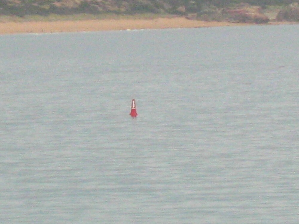 lone buoy by falsehope