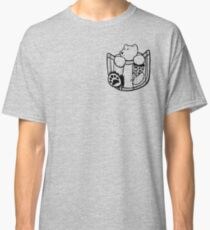 Pocket Bear Classic T-Shirt