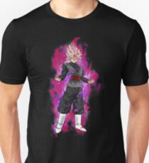 Dragon Ball Super - Goku Black Rose T-Shirt
