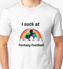 I suck at fantasy football T-Shirt