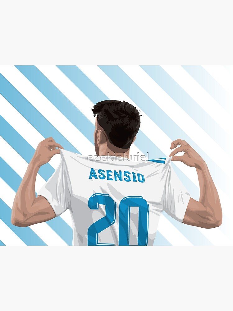 cheap for discount 63f89 1ce81 Marco Asensio | Greeting Card