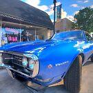 1968 Pontiac Firebird by Adam Bykowski