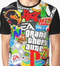 Gaming Graphic T-Shirt