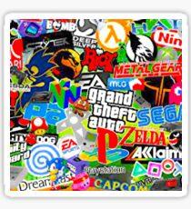 Gaming Sticker