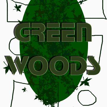 Green Woods by ravana