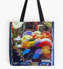 Spanish Streets Tote Bag