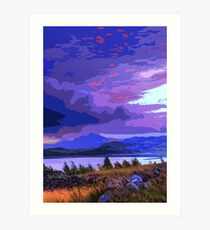 Isle of Skye - Lovely Scotland Art Print