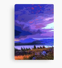 Isle of Skye - Lovely Scotland Canvas Print