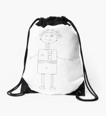 Mizz Bot Drawstring Bag