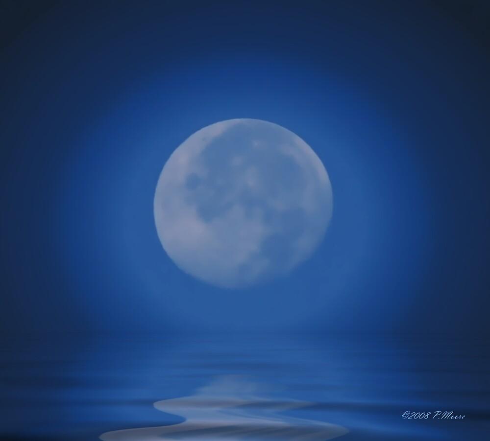 Moon Glow by Pat Moore