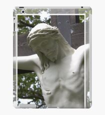 Jesus Hanging on the Cross iPad Case/Skin