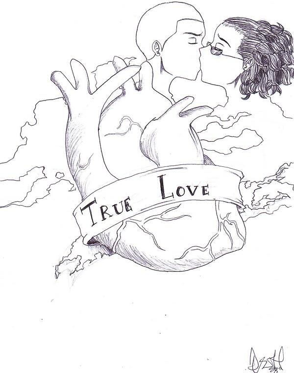 TRUE LOVE by aries010