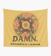 Kendrick Lamar - Coachella DAMN. Alternate Logo/Decal HD Wall Tapestry