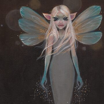 Firefly Faerie by KimTurner