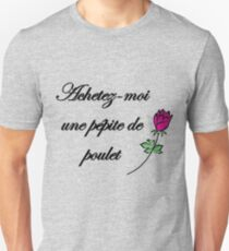 Pretty French Quote Design T-Shirt