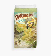 Daring Do Duvet Cover