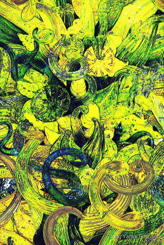 Devil Horns by Judy Yanke Fritzges