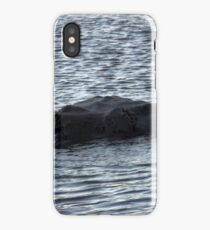 sand spit iPhone Case/Skin
