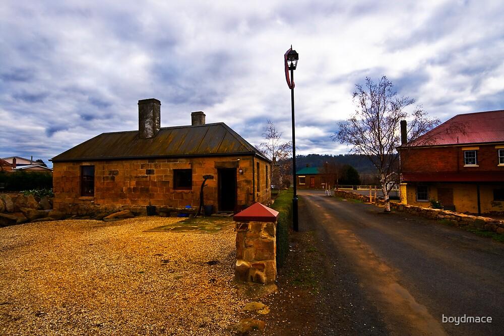 Oatlands Historic Village Tasmania by boydmace